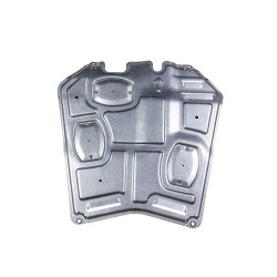 car parts Steel sump guard Undercar Shield for Mitsubishi LANCER ASX LANCER OUTLANDER
