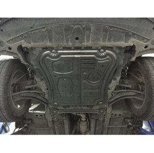 high quality car parts engine protect plate board splash shield hood for Renault Kadja