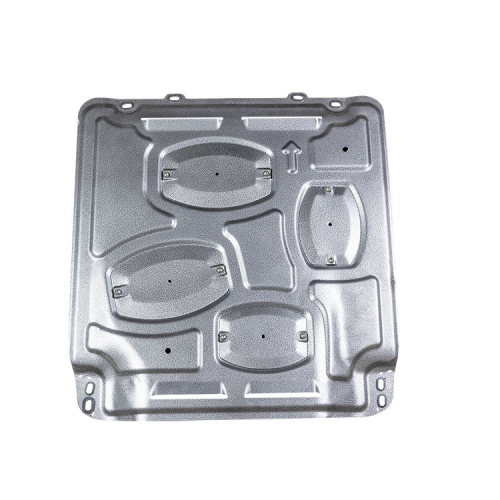 aluminum botton protection splash shield hood mudguard engine guard cover factory OPEL Zafira 2013