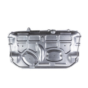Undercar guard plate engine chassis protection plate for DS3 1.6L 12-13