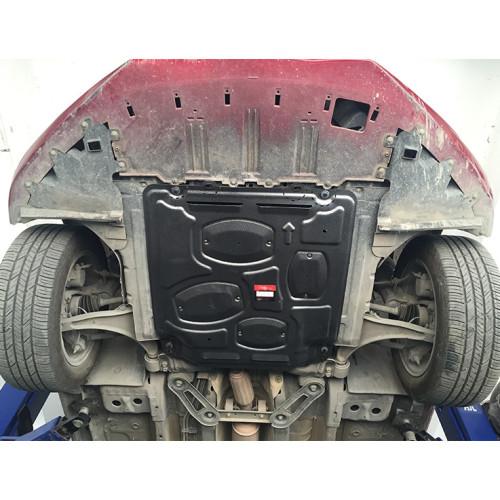 Car Under Engine Bottom Guard Splash Shield for Chevrolet Malibu Cruze