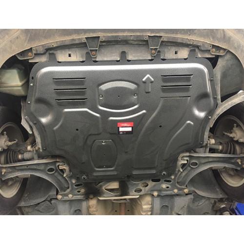 engine covers Car Front Center Engine Protection Splash shield Panel for skoda