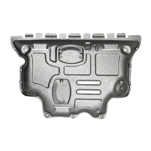 Euro car Shield Front Center Under Engine Cover for skoda Rapid Superb Kamiq