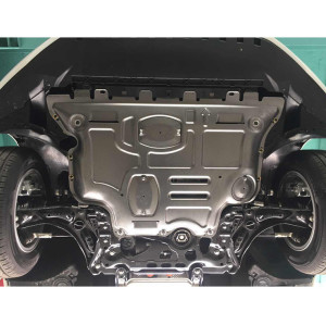 Euro car Shield Front Center Under Engine Cover for skoda Rapid Superb Kamiq