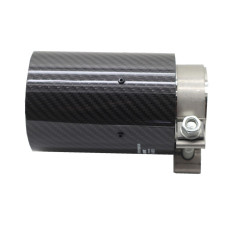 2020 NEW   hot carbon fiber  exhaust tip for bmw 320D