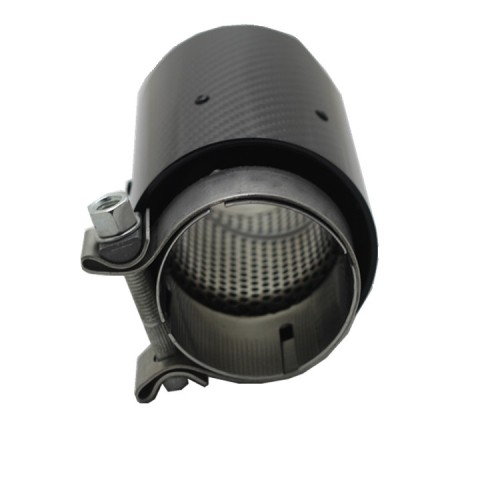 2020 NEW   hot carbon fiber  exhaust tip for bmw 320D