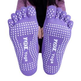 Woman Non Slip Sock For Yoga