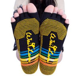 Half Toe Yoga Pilates Socks