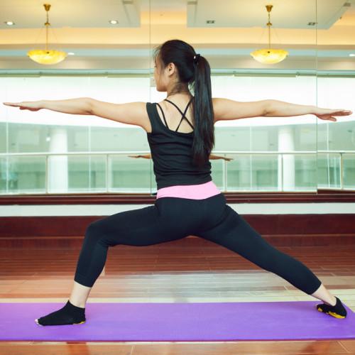Open 5 Toe Yoga Pilates Socks