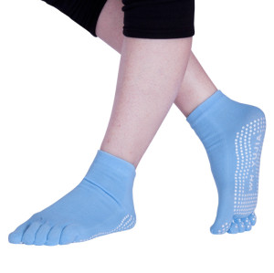 Five Toe Yoga Socks