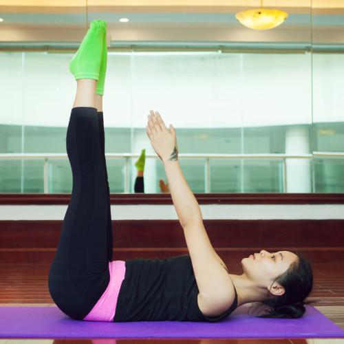 Anti Slip Yoga Socks