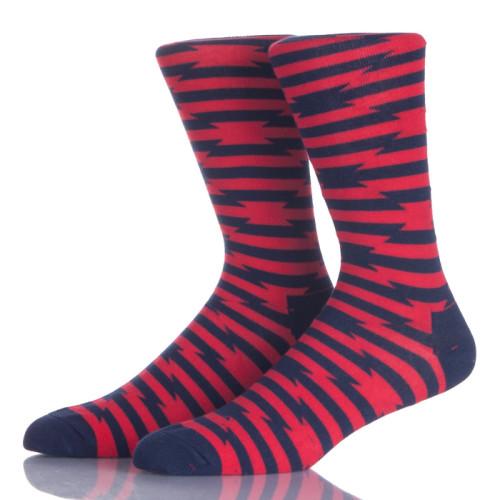 Custom Cotton Happy Socks