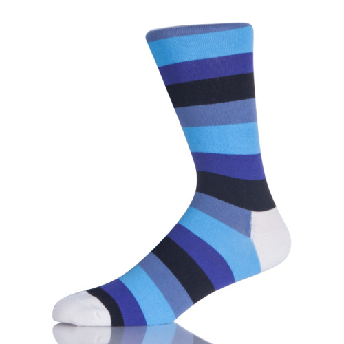 Crew Cotton Men Dress Socks