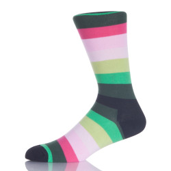 Fashion Men Dress Socks