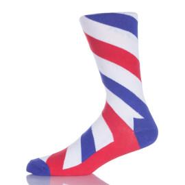 Colorful Stripes Lady Socks