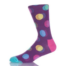 Custom Brighter Color Lady Socks