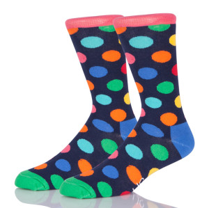 Colorful Dots Women Socks