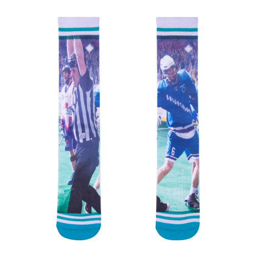 Fashion Custom Sublimation Socks
