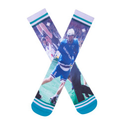 Fashion Custom Sublimation Socks