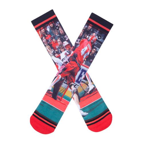 High Quality Custom Pritning Socks
