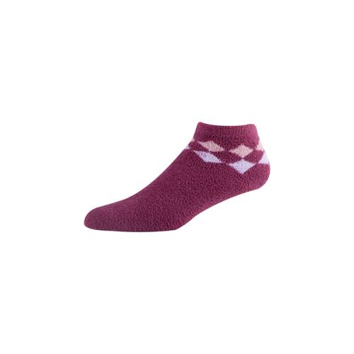 custom women Ankle Fuzzy Socks