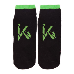 Anti Slip High Trampoline Jump Socks Sport