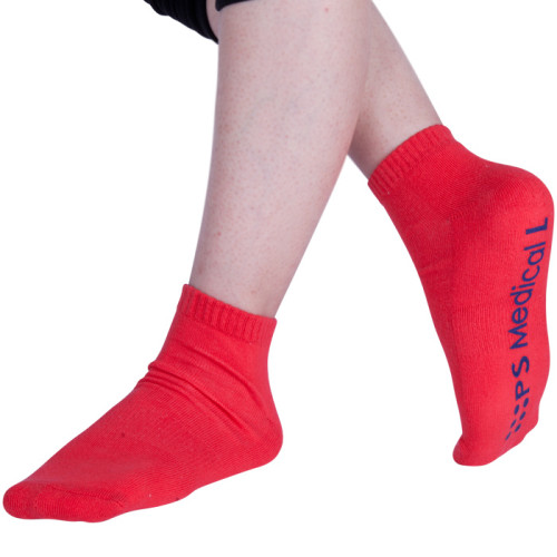 A Custom Grip Socks Trampoline Safe Socks