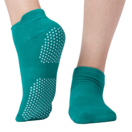 Open Jump Grip Non Slip Socks For Elderly For Barre
