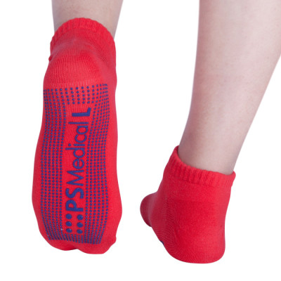 Latex Kids Trampoline Park Socks with Rubber Sole