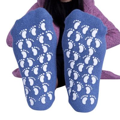 Kids Slipper Socks with Rubber Sole
