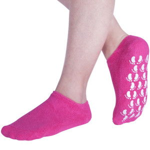 Kids Slipper Socks with Rubber Sole