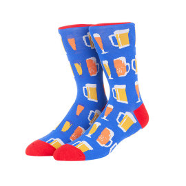 Bulk Wholesale Cheap Colored Sporty Custom Cotton Crew Socks Men