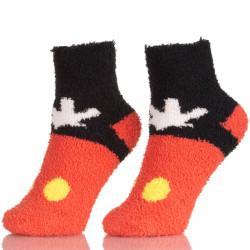 Womens Soft Cute Funny Animal Microfiber Slipper Socks Cozy Fuzzy Winter Warm Socks