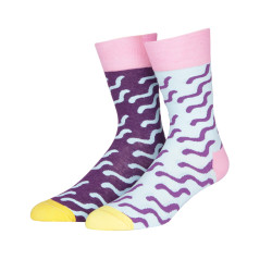 Personalized Cotton Teen Tube Cartoon Funny Socks