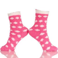 Cute Cartoon Cozy Fuzzy Socks Winter Warm Socks Slipper Socks For Women