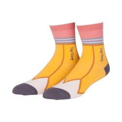 Casual Cartoon Fashion Cotton Standard Socks Women Soft Comfortable