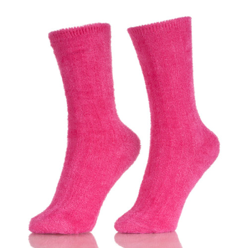 Cute Cozy Socks Girls Anti Skid Custom Fuzzy Warm Socks