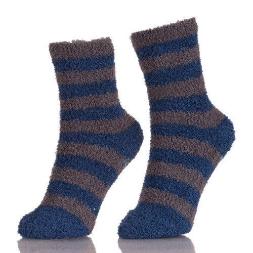 Women's Super Soft Cozy Fluffy Warm Lounge Socks with Grippers