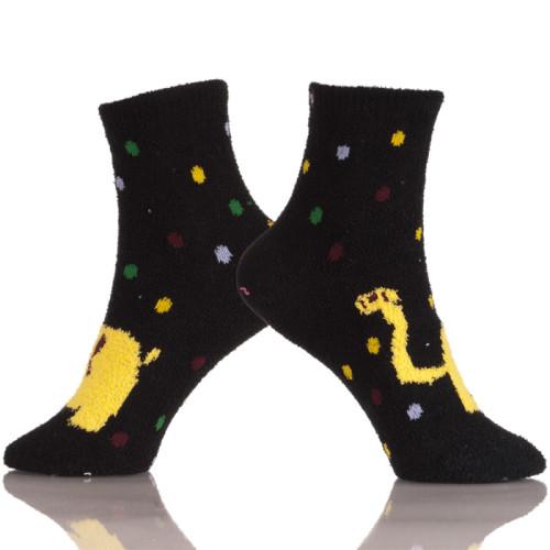 Cozy Fluffy Fuzzy Socks for Women Girl Super Soft Warm Home Sleeping Slipper Socks