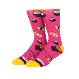 Japan Sushi Socks Japanese Harajuku Socks Hosiery And Socks Manufacturer