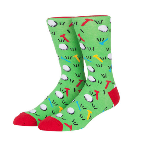Outdoor Barbecue Pattern Young People Kawaii Socks Color Funny Socks China