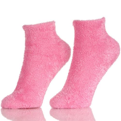 Womens Multicolor Fashion Warm Wool Cotton Thick Winter Crew Socks