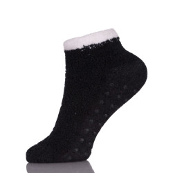 Ankle Non Skid/Slip Socks , Sleeping Socks ,Fuzzy Slipper Gripper Socks