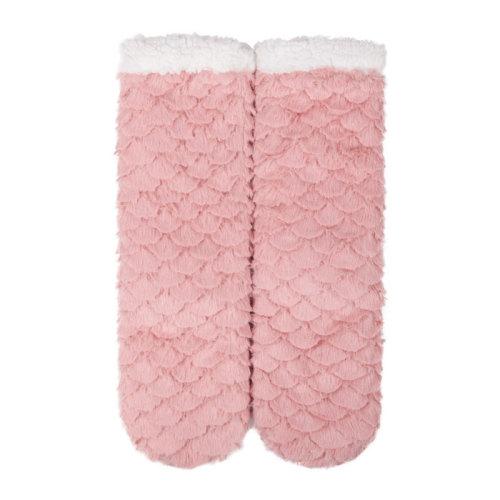 Indoor Floor Warm Slipper Fuzzy Socks Women