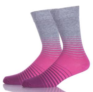 Funny Neon Vivid Color Socks