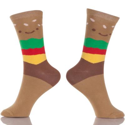 Ladies Fashion Invisible Cashmere Socks Women