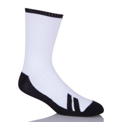 Custom Cheap Wholesale 3D Digital Printed Unisex Sports Blank Thick Sublimation Socks