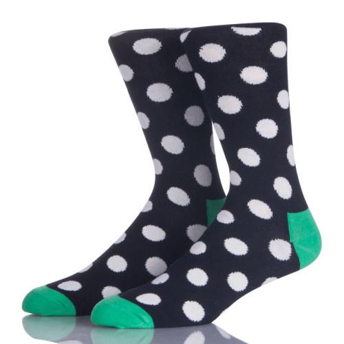 Jacquard Printed Cotton Women Socks Fashion