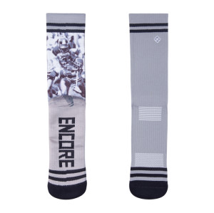 Gray Sublimation Socks ,Adult Unisex Cotton 360 Digital Printing Socks