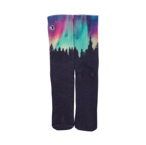 Custom Sublimation Knee High Blank Socks With Print